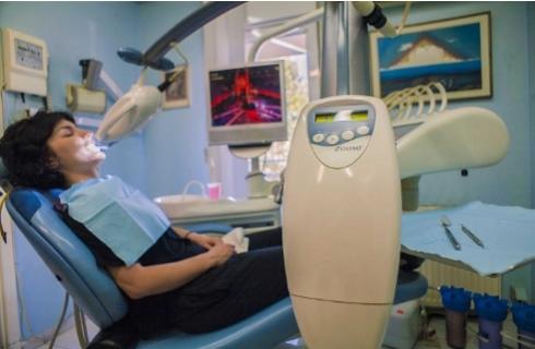 οδοντιατρος καλαμαρια